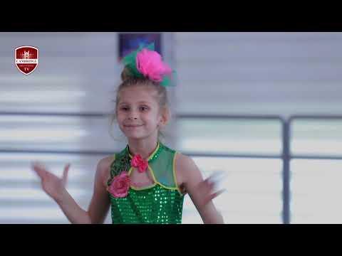 "Ballet With Natalia On Cambridge TV (4) - بەرنامەی "" بالێ لەگەڵ ناتالیا"" لە کەناڵی کامبرێج ئەلقەی 4"