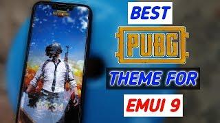 Best PUBG Theme For EMUI 9 | Ft.Honor Play 🔥
