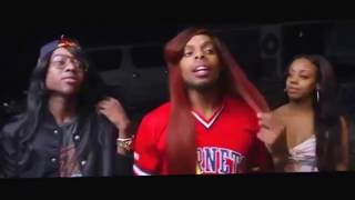 Kash Doll - From The Back Ft. Jwan Official Music Video