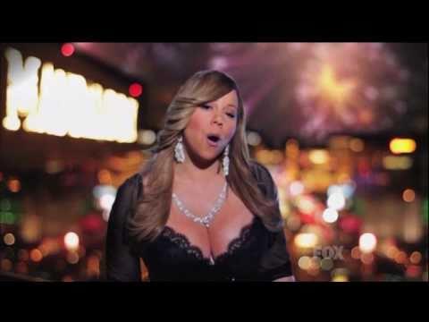 Mariah Carey 'Auld Lang Syne' FOX Premiere