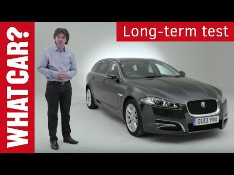 2014 Jaguar XF Sportbrake final report - What Car?