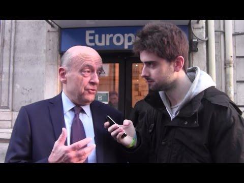 Interview Alain Juppé (Primaire Républicains)
