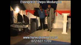Tshepo Modungoa Singing, Hamodimo Haliteng Singing