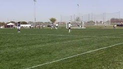Tottenheim Hotspurs vs Japan U19 Dallas Cup 2010