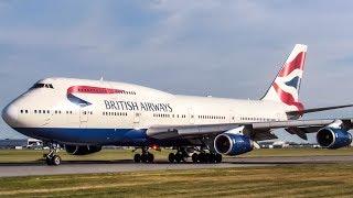 *Diversion!* British Airways Boeing 747-400 (B744) departing Montreal (YUL/CYUL)