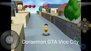 Doraemon GTA Vice City game play in mobile 218