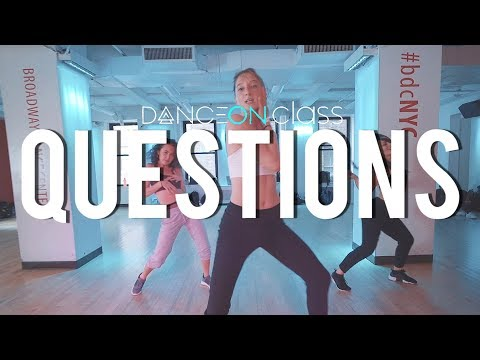 Chris Brown - Questions | Keenan Cooks Choreography | DanceOn Class