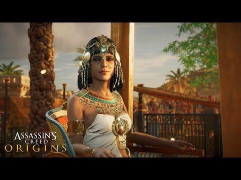 Traído Por Cleopatra! - Ep. 12 - Assassin's Creed Origins [LIVE] thumbnail