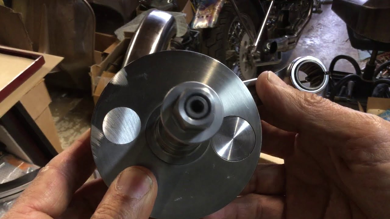 Unboxing a Kingwelle 61mm Stroker Crank with a 115mm Rod GS150 VS5
