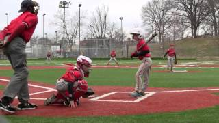 10U Baseball First 3 defensive innings
