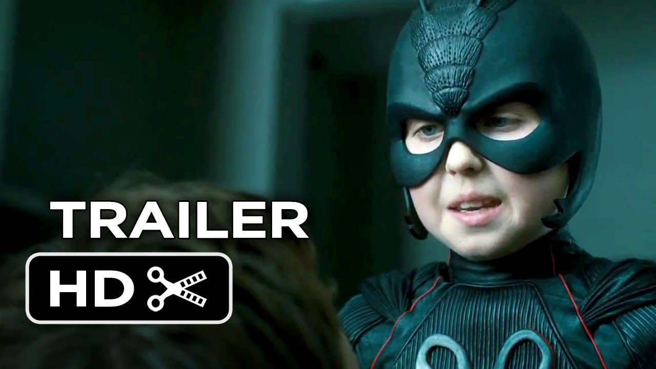 Antboy Official Theatrical Trailer #1 (2013) - Danish Superhero ...
