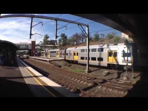 Sydney Trains Vlog 46: Westmead