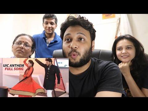 UIC Reacts to Ur IndianConsumer ANTHEM
