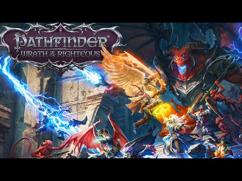 Exclusive 30 Minute Gameplay of Pathfinder Wrath of the Righteous PAX East 2020 Preview