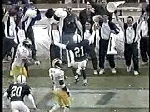 Joe Nastasi Fake FG - #13 Michigan at #19 Penn St - 11/18/1995