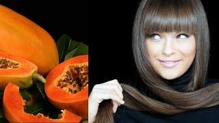 Papaya Hair Masks For Long And Strong Hair | Boldsky