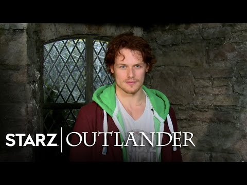 Outlander | Speak Outlander Lesson 1: Sassenach | STARZ