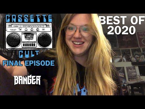 CASSETTE CULT   Best Albums of 2020
