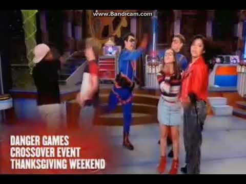 Danger Games Short Promo Henry Danger Game Shakers