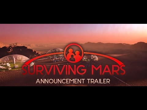 Tropico dev's new game set on Mars, will be published by Paradox