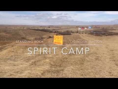 No Dakota Access Pipeline Spirit Camp