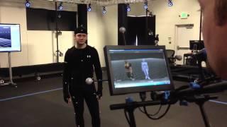 Star Citizen. Демонстрация технологии Motion Capture