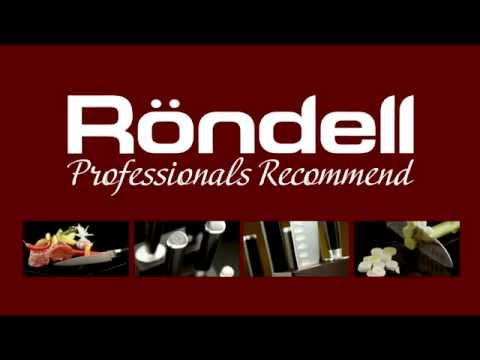 Rondell  ножи, характеристики немецких ножей