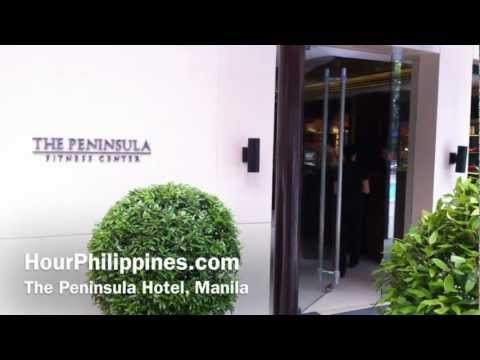 The Peninsula Hotel Manila Fitness Center by HourPhilippines.com