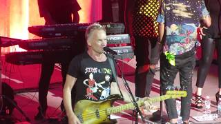 Sting & Shaggy - Shape Of My Heart - Live in Plovdiv, Bulgaria - 19.06.18
