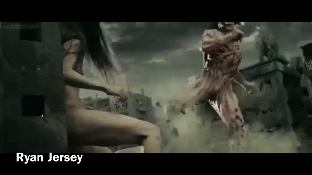 If The Attack On Titan Movie Used The Show Roars Youtube