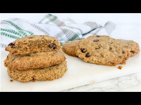 Healthy Cookie Recipe | Sea Salt Caramel vegan, paleo