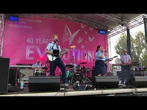 NSW Police Band - Fair Day 2018 (Sydney)
