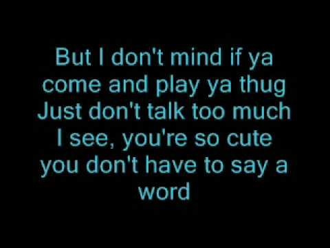 What You Got~Colby O Donis feat. Akon ( with lyrics )
