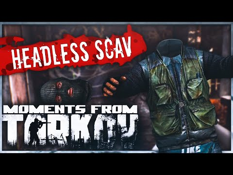 BEST MOMENTS ESCAPE FROM TARKOV  HIGHLIGHTS - EFT WTF & FUNNY MOMENTS  #28
