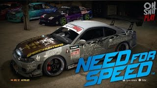 SEAN'S NISSAN SILVIA S15 TOKYO DRIFT ‹ NEED FOR SPEED 2015 › PS4