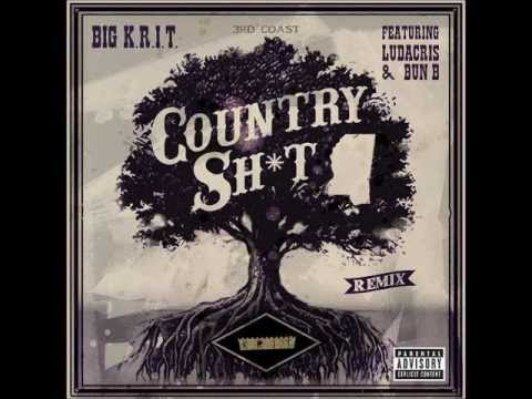 Big K.R.I.T- Country Shit (Instrumental)