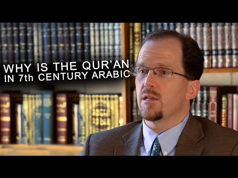 Contemporary Issues: Why is the Qur