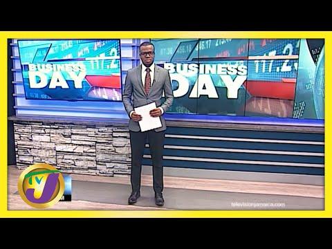 Jamaica Business Day   TVJ News - June 21 2021