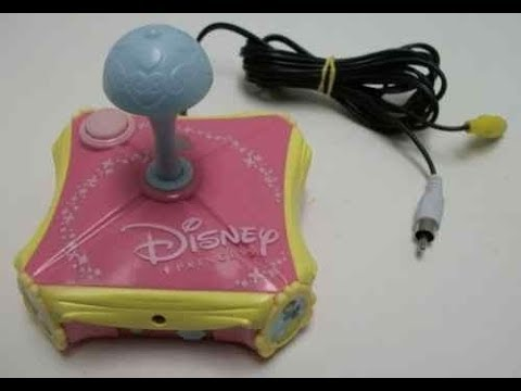Plug N Play Games: Disney Princess Magical Adventures