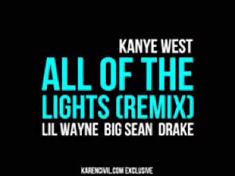 All of the Lights Remix Completed