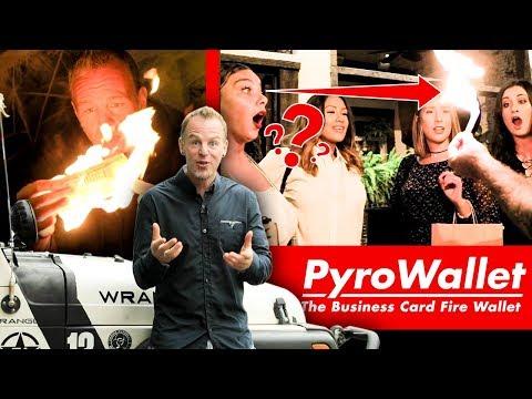 Pyro Wallet by Adam Wilber