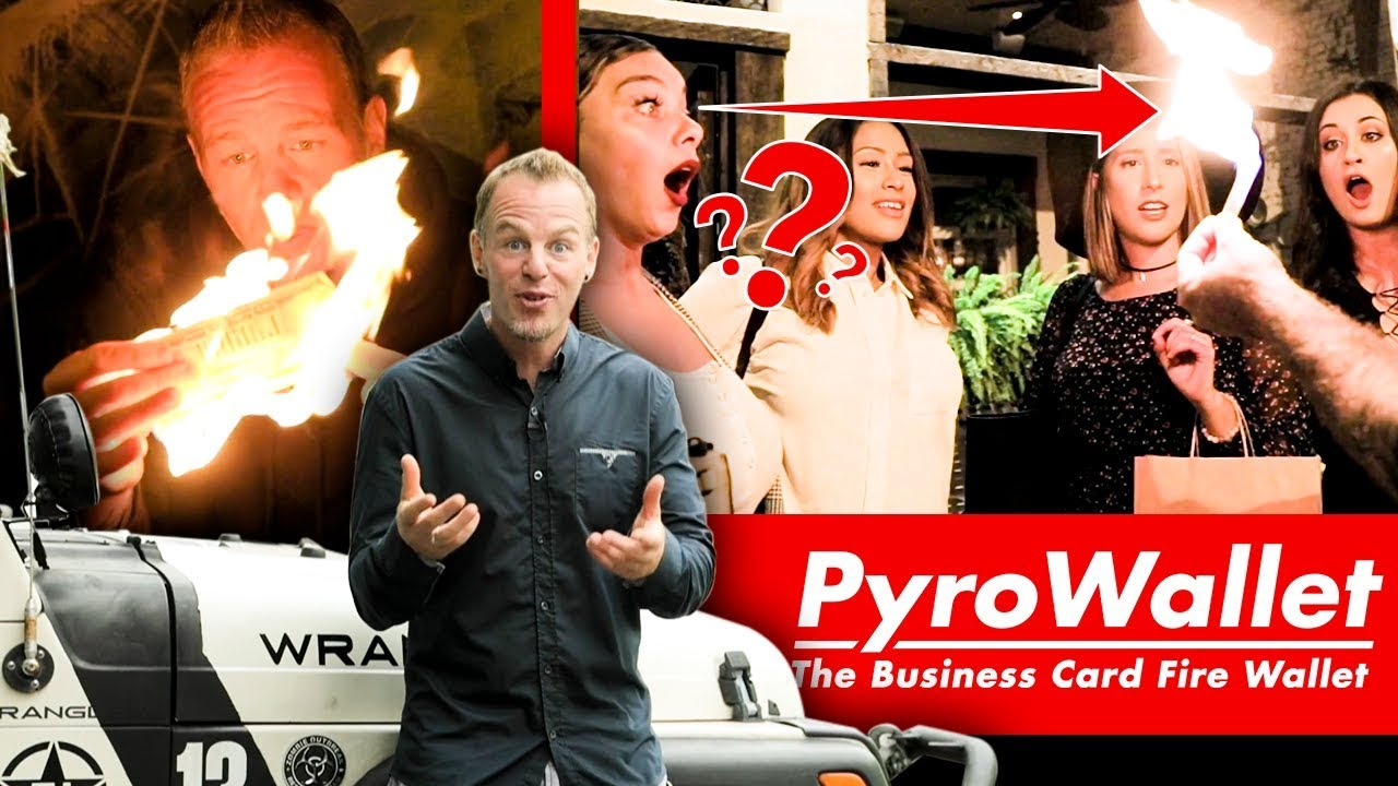 Pyro Wallet video thumbnail