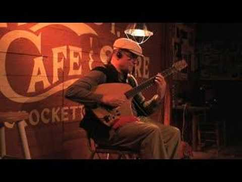 Adrian Legg - Cuckoo Shuffle (Live)