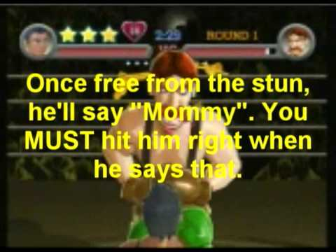 Punch-Out Wii: Video Walkthrough: Von Kaiser