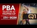 Semis Game 3: Star vs. Ginebra - Q1   PBA Philippine Cup 2016 - 2017