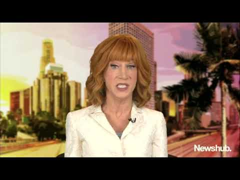 Kathy Griffin compares Donald Trump to Nazi in New Zealand   hub