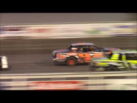 Nodak Speedway IMCA Hobby Stock A-Main (5/7/17)
