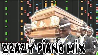Crazy Piano! ASTRONOMIA [Tony Igy]