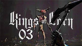 Kings of Lorn: The Fall of Ebris (PL) #3 - Jakbym grał w Bloodborne 2 (Gameplay PL)