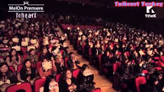 Turkish Sub MelOn Premiere Showcase Toheart